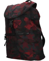 Valentino - Backpack And Bumbags Men Red - Lyst