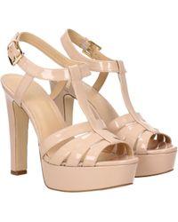 Michael Kors - Sandals Women Pink - Lyst