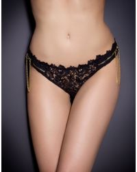 Agent Provocateur Zindie Thong - Lyst