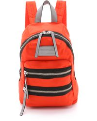Marc By Marc Jacobs - Domo Arigato Mini Packrat Backpack - Bright Tangelo - Lyst