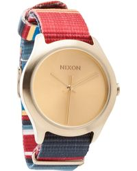 Nixon The Mod Watch - Lyst