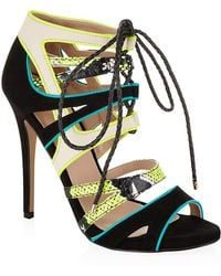 Carvela Kurt Geiger Ghecko High Heel Sandals - Lyst