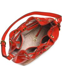 MICHAEL Michael Kors - Jules Large Drawstring Shoulder Bag - Lyst