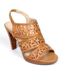 Adrienne Vittadini Primber High-Heel Sandals - Lyst