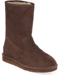 Ugg Pierce Ankle Boots - For Women - Lyst