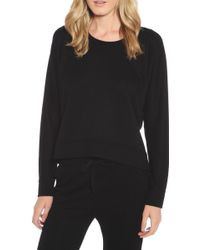 T By Alexander Wang Terry Long Sleeve - Lyst