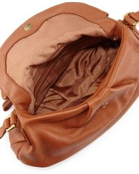 Marc By Marc Jacobs Classic Q Natasha Crossbody Bag Smoked Almond - Lyst
