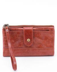 Hobo - Delle Leather Wristlet - Lyst