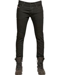 Diesel 16cm Sleenker Stretch Denim Jeans - Lyst