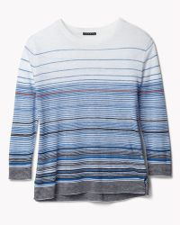 Theory Rainee Pullover In Sag Harbor - Lyst