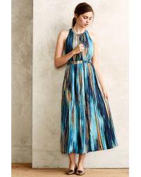 Paper Crown Rivier Midi Dress - Lyst