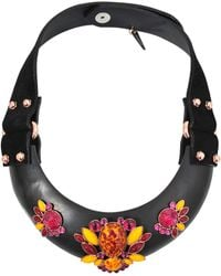 Moutoncollet - Ophrys Pollen Collar Necklace - Lyst
