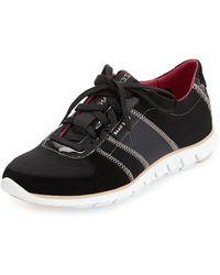 Cole Haan Zerogrand Neoprene Sneaker - Lyst
