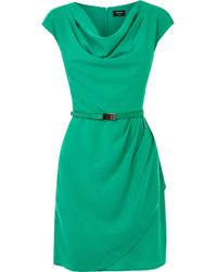 Oasis Soft Sleeve Lola Cowl Dress - Lyst