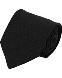 Petronius - Textured Neck Tie - Lyst