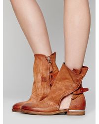Free People Krist Ankle Boot - Lyst