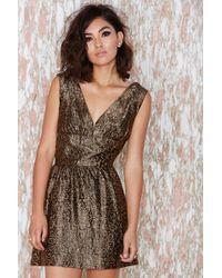 Nasty Gal Vintage Reese Dress - Lyst