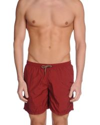 C P Company - Swimming Trunk - Lyst