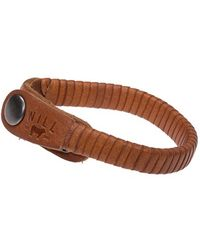 Will Leather Goods - 'peddler' Bracelet - Lyst