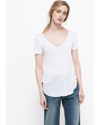 Need Supply Co. Monte Tee white - Lyst