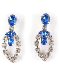 Tom Binns - Embellished Earrings - Lyst
