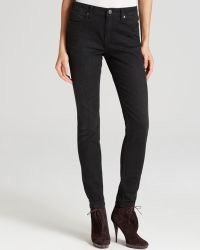 Burberry Brit Black Skinny Denim Jeans - Lyst