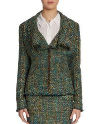 Lafayette 148 New York Cecile Tweed Jacket - Lyst