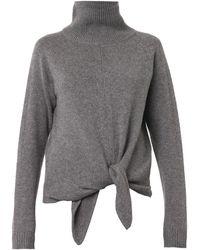 Vanessa Bruno Brome Wool and Cashmereblend Sweater - Lyst