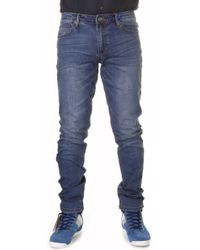 Versace Man Denim Trousers Jeans - Lyst