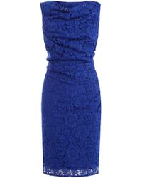 Coast Lianna Lace Dress - Lyst