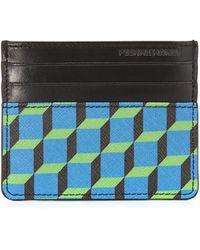 Pierre Hardy Napa Cube Clip Card Case - Lyst