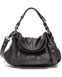 hayden-harnett - 'mini Havana 2.0' Leather Hobo - Lyst