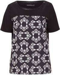 Sugarhill Geo Heart Top - Lyst
