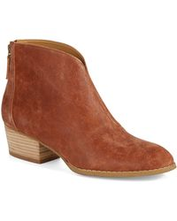 Nine West Jarrad Ankle Boots - Lyst