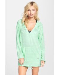 Adidas Women'S Hoodie Cover-Up - Lyst