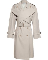 J.W. Anderson Wrap Front Trench Coat - Lyst