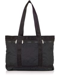 LeSportsac - Large Travel Tote In Black - Lyst