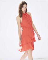 Parker | Diane Combo Dress | Lyst
