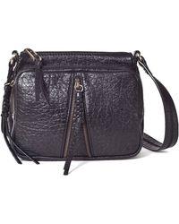 Sanctuary Leather Crossbody Bag - Lyst