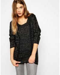 House of Harlow 1960 - Jimi 3/4 Sleeve Sweater - Lyst