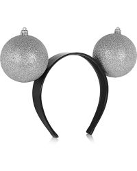 Piers Atkinson - Glitter-finished Leather Headband - Lyst