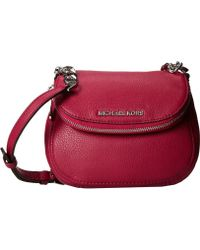 Michael by Michael Kors Bedford Flap Crossbody - Lyst