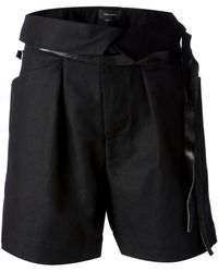 Isabel Marant Tailored Shorts - Lyst