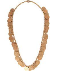 Yves Saint Laurent Vintage Gipsy Sautoir Necklace - Lyst