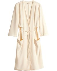 H&M Trench Dress - Lyst