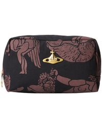 Vivienne Westwood Ethical Africa Orgy Washbag - Lyst