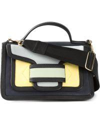 Pierre Hardy 'Jane' Colour Block Bag - Lyst