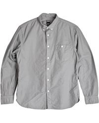 Todd Snyder Mens Oxford Shirt - Lyst