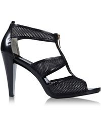 MICHAEL Michael Kors Sandals black - Lyst