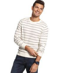 Tommy Hilfiger American Striped Sweater - Lyst
